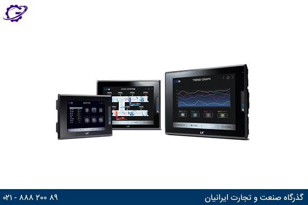 تصویر HMI ال اس مدل iXP2 Series