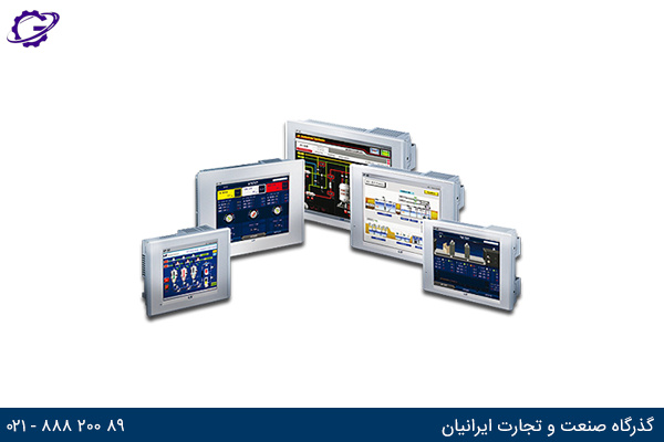 تصویر HMI ال اس مدل (XP Series (EOL