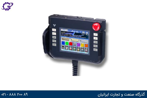 تصویر OMRON HMI مدل NS5 Handheld