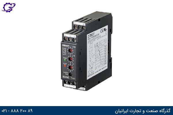تصویر کنترلر دما OMRON مدل K8AK-TH