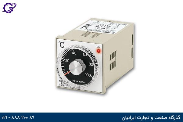 تصویر کنترلر دما OMRON مدل E5C2