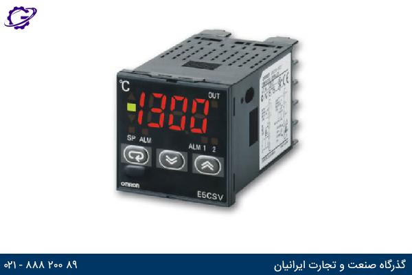 تصویر کنترلر دما OMRON مدل E5CSV