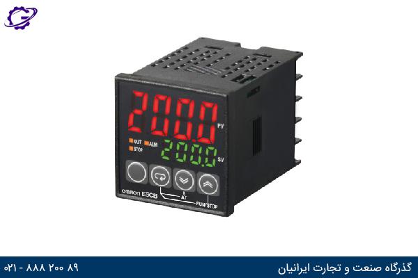 تصویر کنترلر دما OMRON مدل E5CB