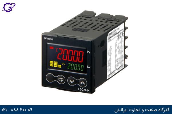 تصویر کنترلر دما OMRON مدل E5_N-H / E5_N-HT