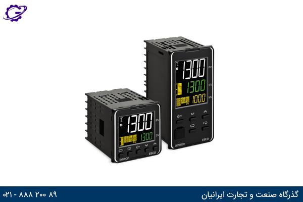 تصویر کنترلر دما OMRON مدل E5_D