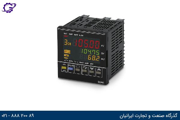تصویر کنترلر دما OMRON مدل E5_R / E5_R-T