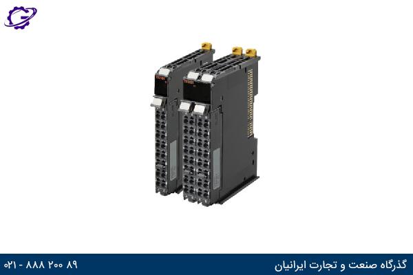 تصویر کنترلر دما OMRON مدل NX-TC