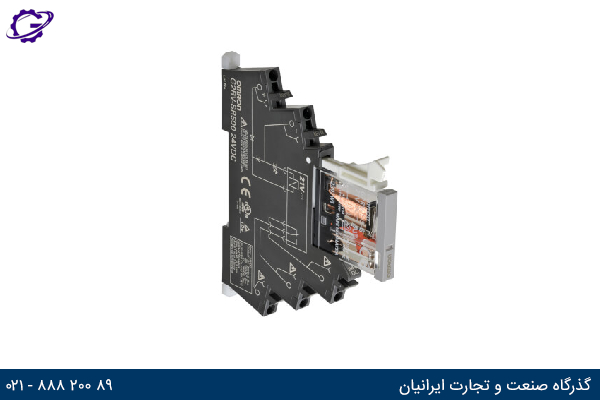 تصویر رله صنعتی OMRON مدل G2RV-SR Slim I/O Relay