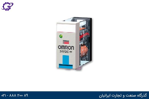 تصویر رله صنعتی OMRON مدل G2R-_-S