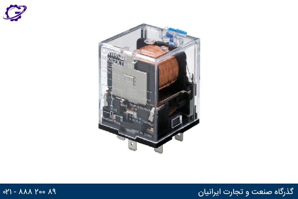 تصویر رله صنعتی OMRON مدل (MKS(X