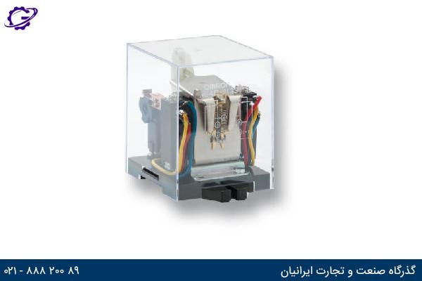تصویر رله صنعتی OMRON مدل G4Q