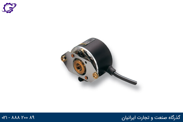 تصویر انکودر Omron مدل E6H-C