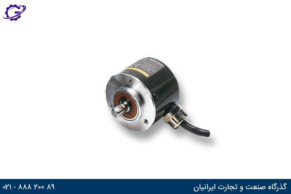تصویر انکودر Omron مدل E6C3-A