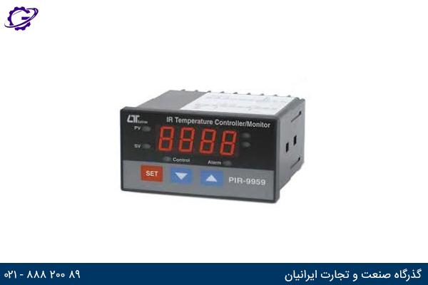 تصویر کنترلر دما لوترون مدل PIR-9959A