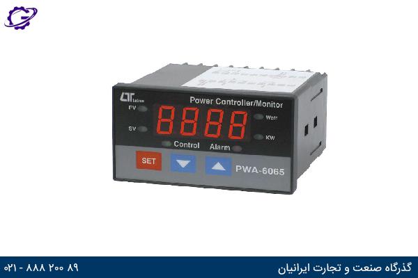 تصویر کنترلر توان لوترون مدل PWA-6065