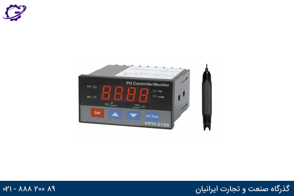 تصویر کنترلر LUTRON PH مدل PPH-2108