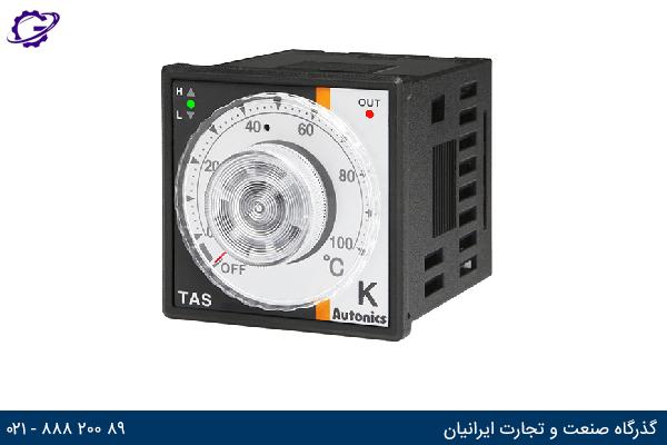 تصویر کنترلر دما آتونیکس مدل TA