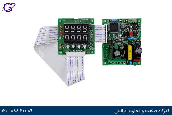 تصویر کنترلر دما آتونیکس مدل TB42