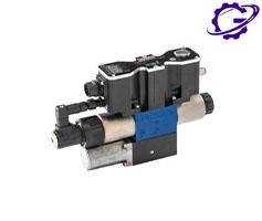 شیر پروپرشنال کنترل جهت رکسروت سری 4WREEM ، KKDSR1 ، 4WREQ ، 4WREF و KKDSR2
