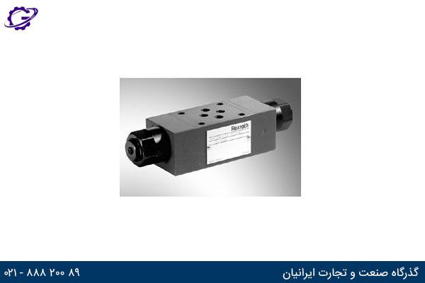 شیر کنترل جریان رکسروت سری Z2FRM