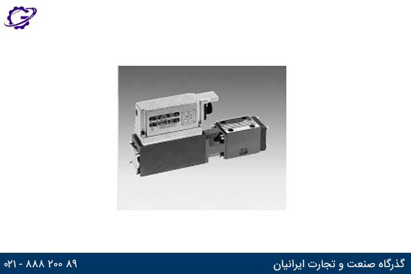 شیر پروپرشنال کنترل فشار رکسروت DBEBE6X