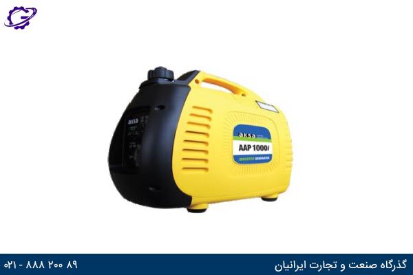 تصویرموتور برق بنزینی آکسا مدل  AAP1000i