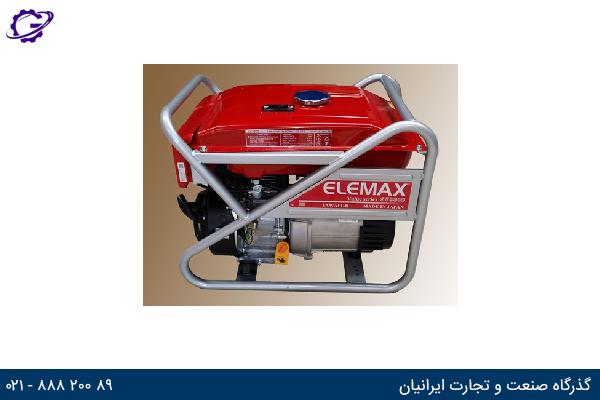 تصویر موتور برق بنزینی المکس مدل  SV3300