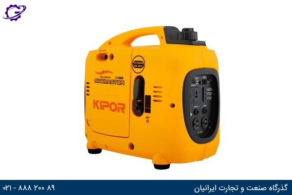 تصویر موتور برق بنزینی کیپور مدل IG1000