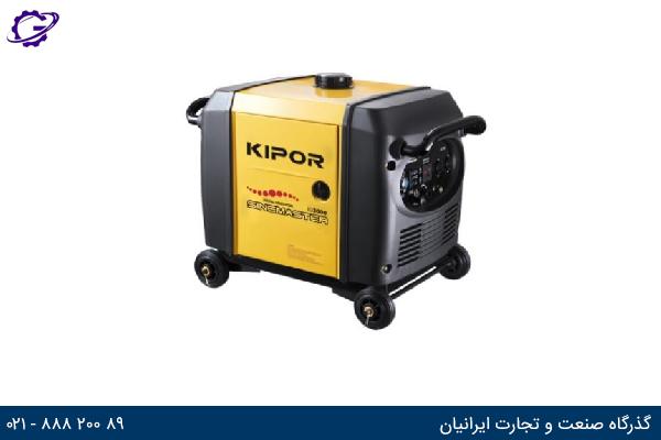تصویر موتور برق بنزینی کیپور مدل IG3000