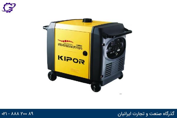 تصویر موتور برق بنزینی کیپور مدل IG6000