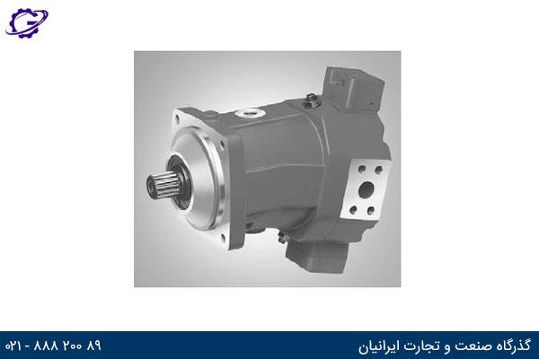 ویژگی ها و مزایای هیدروموتوررکسروت سری A6VM