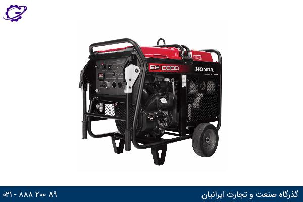 تصویر موتور برق بنزینی هوندا مدل  EB10000