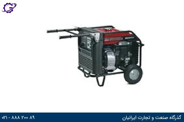 تصویر موتور برق بنزینی هوندا مدل  EM5000IS