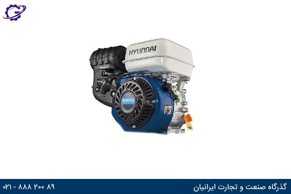 تصویر موتور برق بنزینی هیوندای مدل  H270-GE