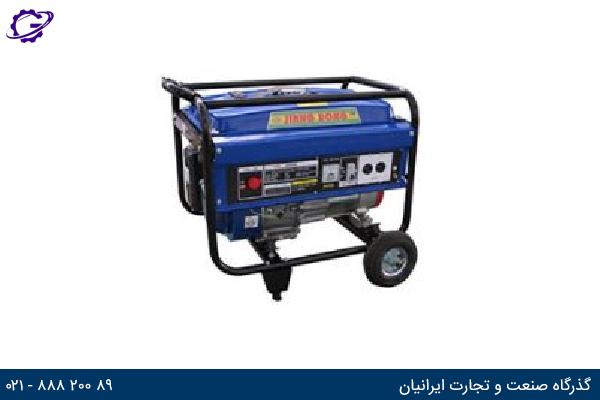 تصویر موتور برق بنزینی جیانگ دانگ مدل  JD3500