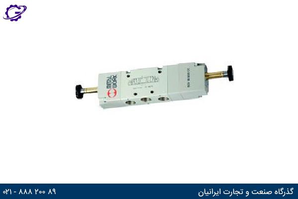 تصویر شیر 5/3 پنوماتیکی