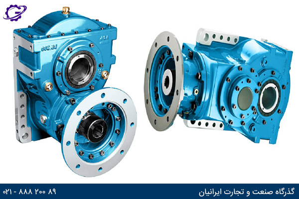 تصویر Shaft Mounted Gearboxes