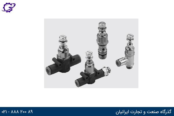 تصویر تنظیم کننده (کاهنده) فشار و ذخیره کننده انرژی سری RML ، RMC، RMS