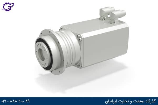 تصویر موتور گیربکس سری BMS