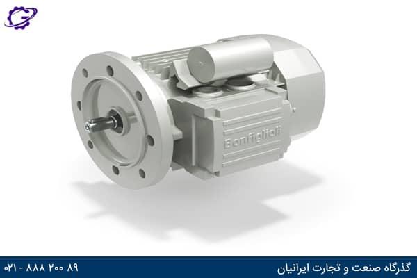 تصوسر موتور آسنکرون سری BS