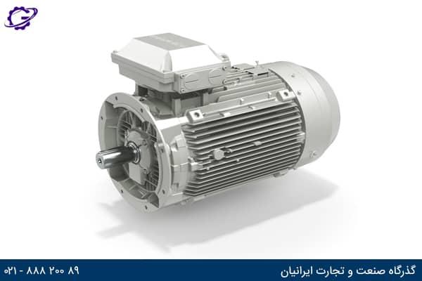 تصویر موتور آسنکرون سری BX