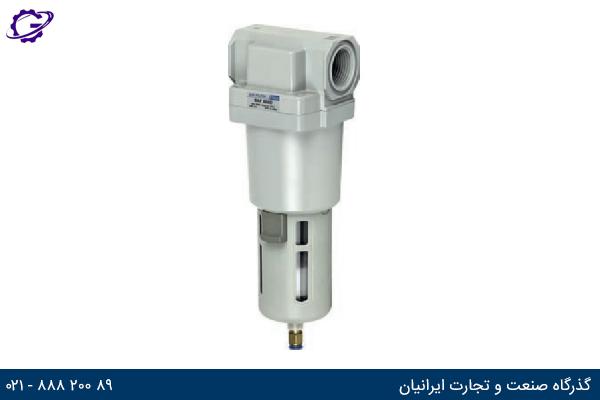 تصویر فیلتر پنوماتیک SKP سری SAF 100-600