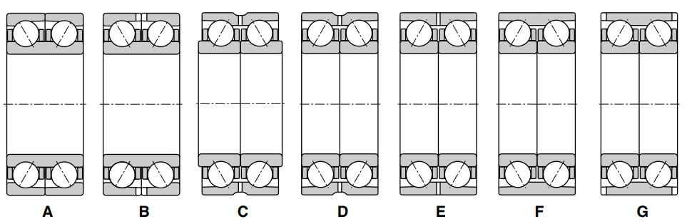 تصویر انواع قفس دو ردیفه