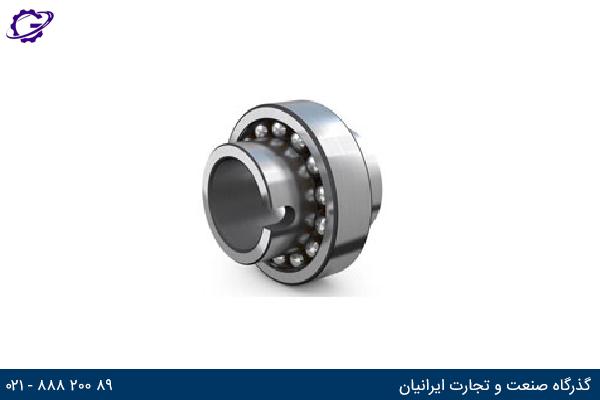 تصویر بلبرینگ خود تنظیم با رینگ داخلی پهن (SKF Bearings with an Extended Inner Ring)