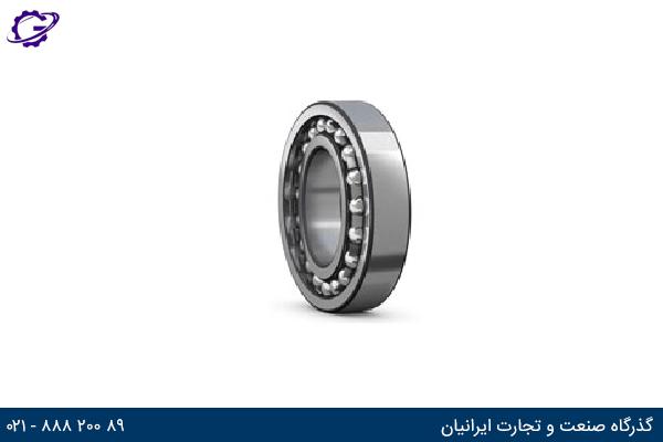 تصویر بلبرینگ خود تنظیم ساختار اصلی (SKF Basic Design Bearings)