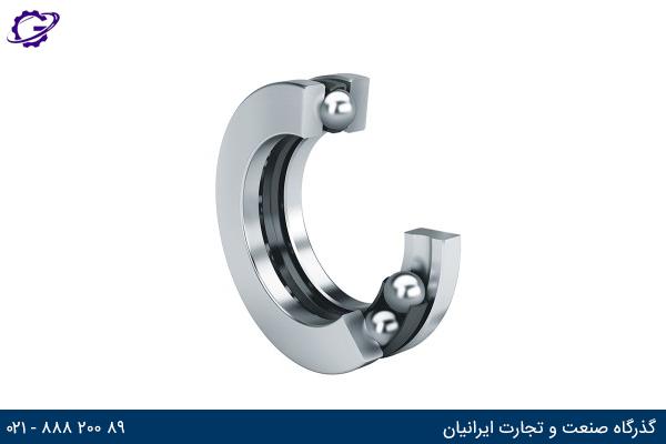 تصویر بلبرینگ های شیار عمیق محوریFAG Axial deep groove ball bearings