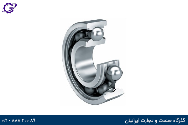 تصویر بلبرینگ های شیار عمیق FAF Deep groove ball bearings