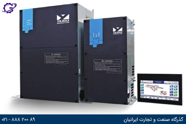 تصویر درایو اینورتر Air Compressor سری YC3000 ایلماز