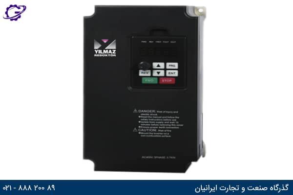تصویر درایو اینورتر Multi-Pump Water سری YMP ایلماز