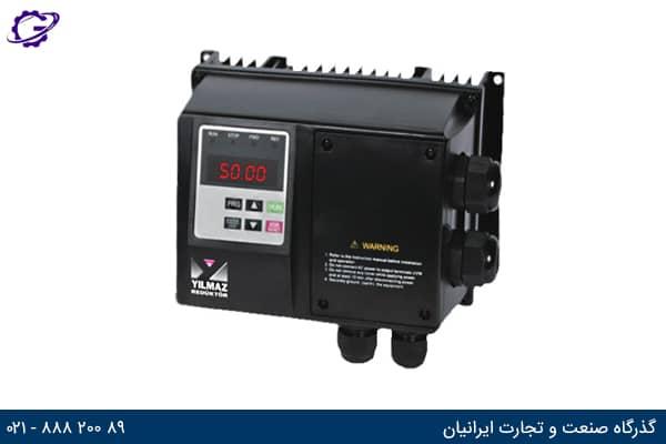 تصویر درایو اینورتر Pump سری YP65 ایلماز